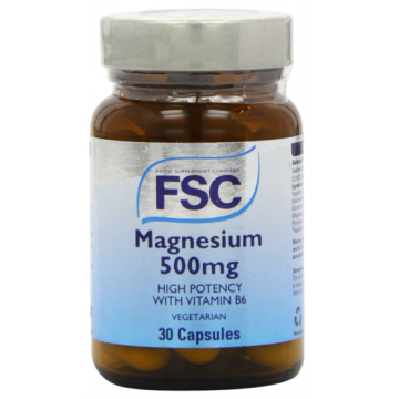 MAGNESIUM 500 MG (WITH...