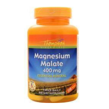 MAGNESIUM MALATE 400 mg -...