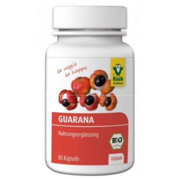 GUARANA - 80 Caps